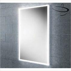 Hib Bathroom Mirrors Globe 45 Mirror 80 X 45 X 4 5cm