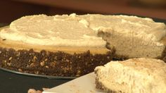 Pumpkin Cheesecake & Dark Chocolate Soynut Butter Protein Bars. You will love these desserts! Eat Well, Eat Soy!