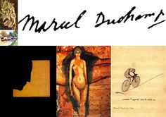 Marcel Duchamp Collage