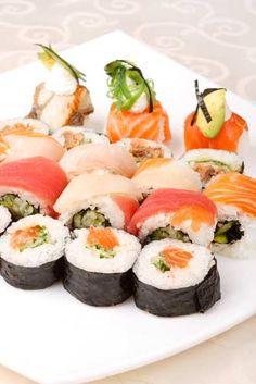 Делаем суши дома: секреты п<span class='s_hl_ingreds'>риготовления</span>