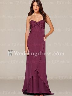 bridesmaid gowns_Berry