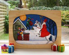 Huisvolkleur - Sinterklaas