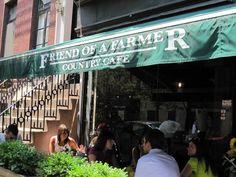 Friend of A Farmer - 77 Irving Pl (between 18th St & 19th St), New York, NY 10003 (Neighbourhoods: Gramercy, Flatiron)