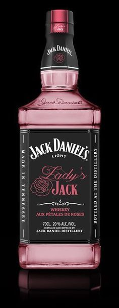 For the ladies....that can't handle real jack! LOL!