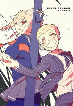 Fuyuhiko & Peko