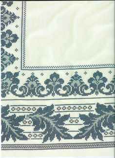 Cross Stitch Art, Cross Stitch Borders, Cross Stitching, Cross Stitch Patterns, Embroidery Sampler, Cross Stitch Embroidery, Blackwork, Stitch Design, Needle And Thread