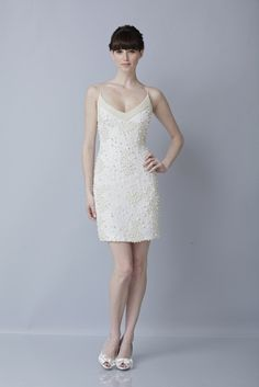 Theia  What a fun party dress!