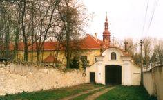 Česko, Hájek - Klášter s loretánskou kapli Panny Marie