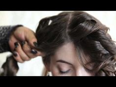 Hair How To: Modern Finger Waves