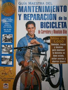 guia maestra mantenimiento reparacion bicicleta: