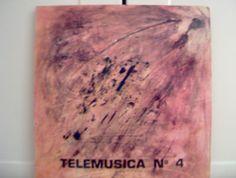 "12 LP L. ZITO - I. FISCHETTI ""TELEMUSICA N.4"" - Lupus 221"
