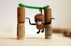 Wine Cork Crafts: Easy and Fun to Make.