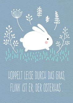 🐰 20 free Easter greeting cards to print & give away 🐰 - Ostern Diy Easter Cards, Easter Greeting Cards, Cute Easter Bunny, Hoppy Easter, Dot Painting Tools, Marker Crafts, Easter Wishes, Small Art, Art For Kids