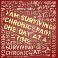 Surviving Chronic Pain