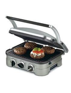 Cuisinart GR-4N 5-in-1 Griddler $99.95