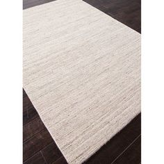 Lark Manor Omalley Hand-Loomed Ivory/Taupe Area Rug