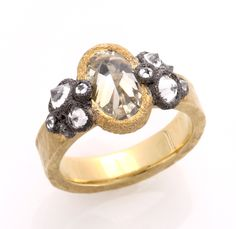 unique wedding rings for women | For Women :: ER020 - Handmade Bridal Jewelry, Unique Engagement Rings ...