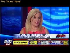 Pulse Of The People - Breaking Down Exit Polls From Yesterday's Race - Fox & Friends