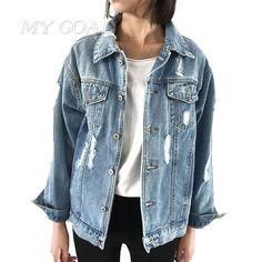 c42a9933745 8 Best I love Denim images | Denim coat, Clothing, Full sleeves
