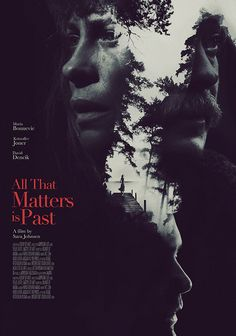 All That Matters Is Past on Behance
