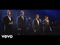 Il Divo - Come What May (Te Amaré) [Live In London 2011] - YouTube