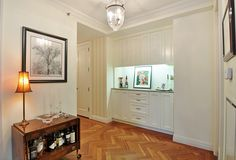 400 East 51st Street, Apt. 4F, Beekman, Manhattan, New York: Pristine, perfect and pin-drop quiet! This chic and sophisticated 2BR/2BTH luxury condo is a XXX mint find in the heart of Manhattan. Located on a quiet, lovely block in the prestigious Beekman neighborhood, this elegant apartment faces south. Boasting approximately 1374 SF and 9.5' ceilings with beautiful crown molding throughout, the living room's floor-to-ceiling French doors open onto a decorative Juliet balcony.