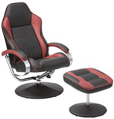 Console Chairs with Free Foot Stool