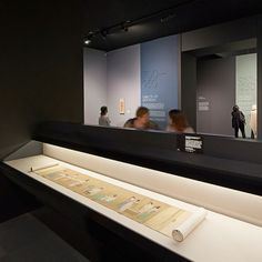 V&A Masterpieces of Chinese Painting 700-1900 Exhibition · Projects · Stanton Williams Architects