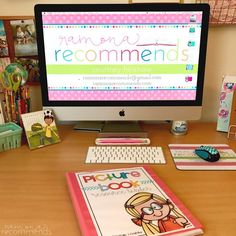 Keep all your picture books organized for your school year.