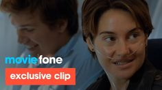 TFIOS: A new clip of Gus freaking out on the plane ride to Amsterdam.