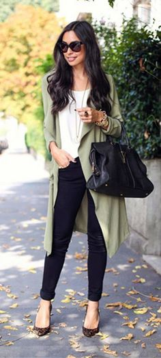 Street style | Casual fall outfit