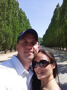 Dia dos namorados em Versailles!