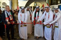 The second edition of our Emirati Village was officially opened by our CEO, David Thomson, and distinguished guests on 19th November 2014. Come and experience Emirati culture right outside the front doors of the #JAoceanviewhotel on #TheWalkJBR. Find out more: http://qoo.ly/496ve