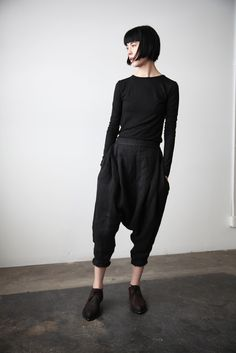 Visions of the Future // Linen Trousers | Ovate