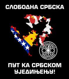 Слободна Србска – пут ка србском уједињењу