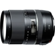 Tamron 16-300mm f3.5-6.3 Di II VC PZD Macro Lens - Canon Fit £529
