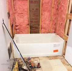 custom bathtub frame, bathroom ideas, home improvement, how to, woodworking projects Bathtub Cover, Built In Bathtub, Custom Woodworking, Woodworking Projects, Diy Projects, House Projects, Small Bathroom, Bathroom Ideas, Bathrooms