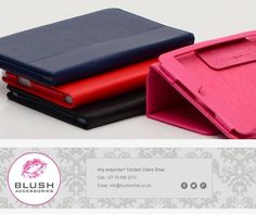 Accessorize your with these beautiful covers at Available in various bold colours to suit your inner diva.