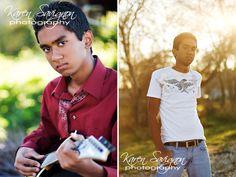 Photo Inspiration for Caleb's Senior Photos
