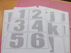 OK, I am still trying to work out a good way to share book folding alphabets that are easy for people to use. While it us certainly easy enough, with the right tools and knowledge, for you to copy…