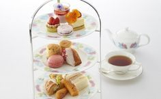 Tokyo's top 15 afternoon teas - Time Out Tokyo