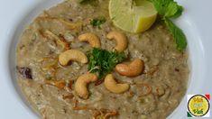 How to make Vegetarian Haleem - By VahChef @ VahRehVah.com
