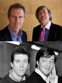 Now and Then: A Bit of a Classy Double Act