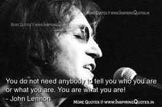 John Lennon Quotes Happy | Inspiring Quotes, inspirational ...