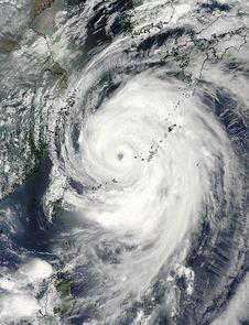 The power of nature is astonishing! Three NASA satellites captured images of Typhoon Neoguri as it traveled through the northwestern Pacific Ocean.