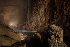 The Hang Son Doong cave in Quang Binh Province, Vietnam. The largest cave in the world and could fit 40 storey buildings inside. 27 Surreal Places To Visit Before You Die Places Around The World, The Places Youll Go, Places To See, Around The Worlds, Beautiful World, Beautiful Places, Amazing Places, Magic Places, Natural Wonders