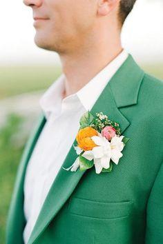 gardenia boutonniere   Katie Stoops