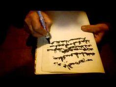 Gli esperimenti di Mister X: Scrittura automatica