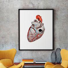 Geometric heart work !! #illustration #workprocess #geometric #evelyn #geometricartbymak #design #nudework