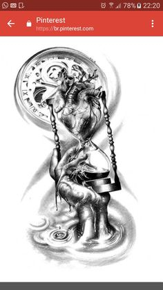 Hourglass - hourglass- Sanduhr – Sanduhr Hourglass – Hourglass – - Best Picture For Tattoo Style new scho Clock Tattoo Sleeve, Arm Sleeve Tattoos, Leg Tattoo Men, Angel Tattoo Designs, Tattoo Sleeve Designs, Tattoo Designs Men, Forarm Tattoos, Leg Tattoos, Tattoos For Guys